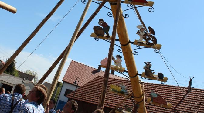 Maifest in Todtenweis